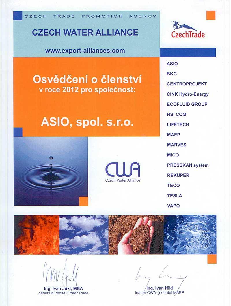 Czech Water Alliance