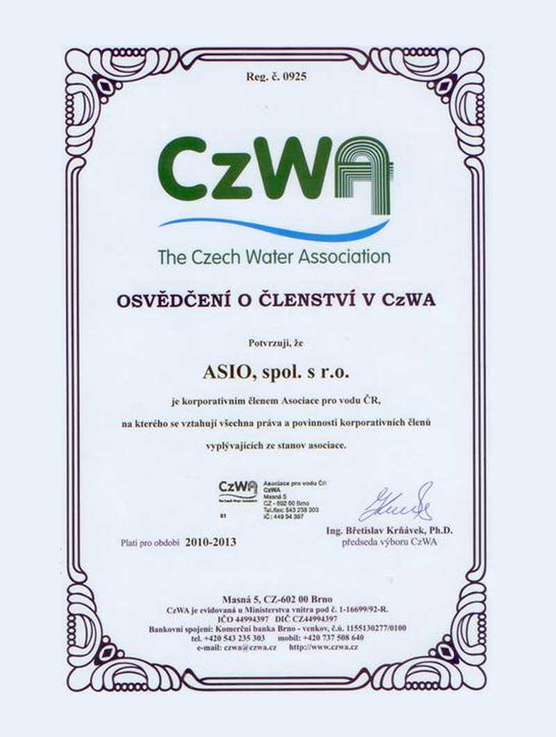 The-Czech Water Association